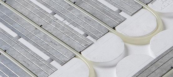 Suelo radiante seco sistema de aire acondicionado - Colocacion suelo radiante ...